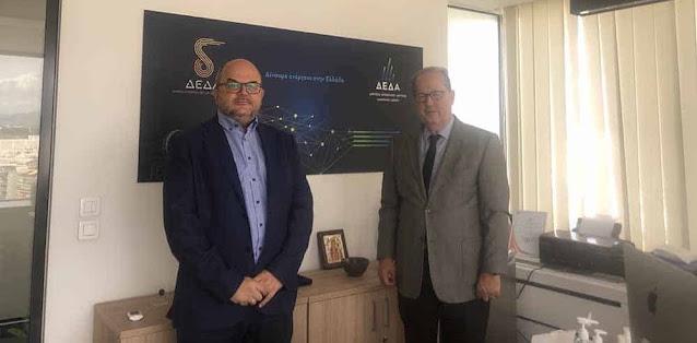 Πέφτουν υπογραφές για τη σύνδεση Ναυπλίου και Άργους με το δίκτυο φυσικού αερίου
