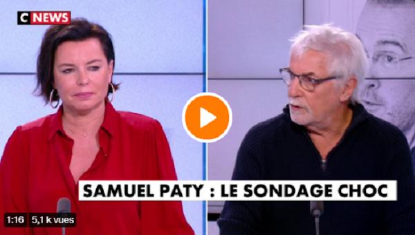 [VIDEO] Laurence Saillet : «Les catholiques ne tuent pas des gens, ils ne tuent pas des profs» #MidiNews