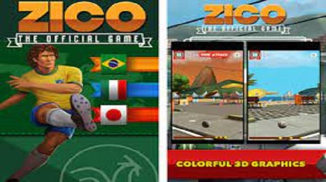 Game Yang Mengharumkan Nama Indonesia - Zico: The Official Game