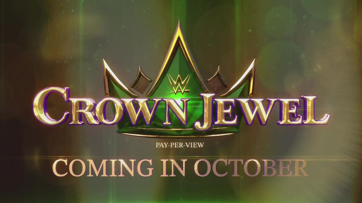 WWE Crown Jewel 2021: Nova luta é anunciada!