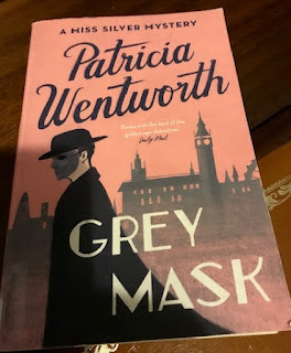Grey Mask, originally published in 1928, was republished 90 years later
