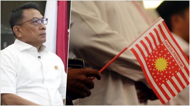 Di Tengah Konflik PD, Moeldoko Ditawari Jadi Pemimpin Partai Priboemi