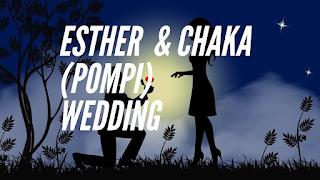 Esther and Chaka Wedding 2021 | Pompi Zambia wedding