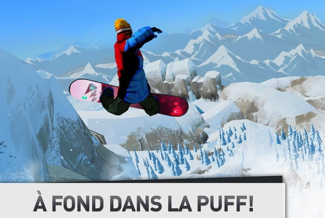 Snowboard The Fourth Phase