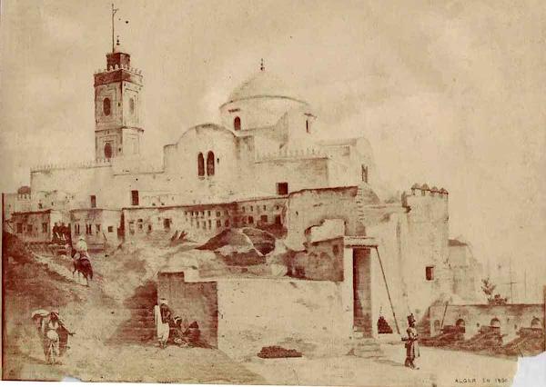 Avant 1830, l'Algérie n'existe pas, c'est une province ottomane. La France l'a faite, et lui a inventé son nom : Algérie
