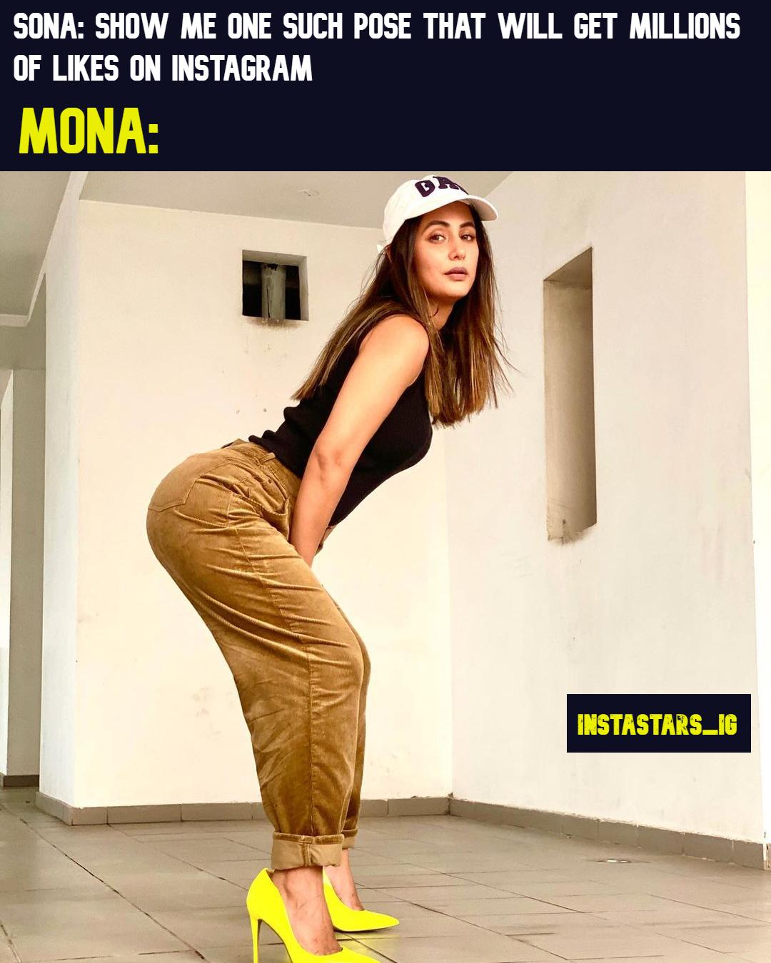 Sona and Mona Hot Meme 13 - Insta Stars