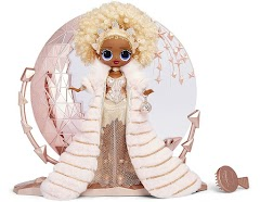 Коллекционная кукла NYE Queen: LOL Surprise Holiday OMG 2021