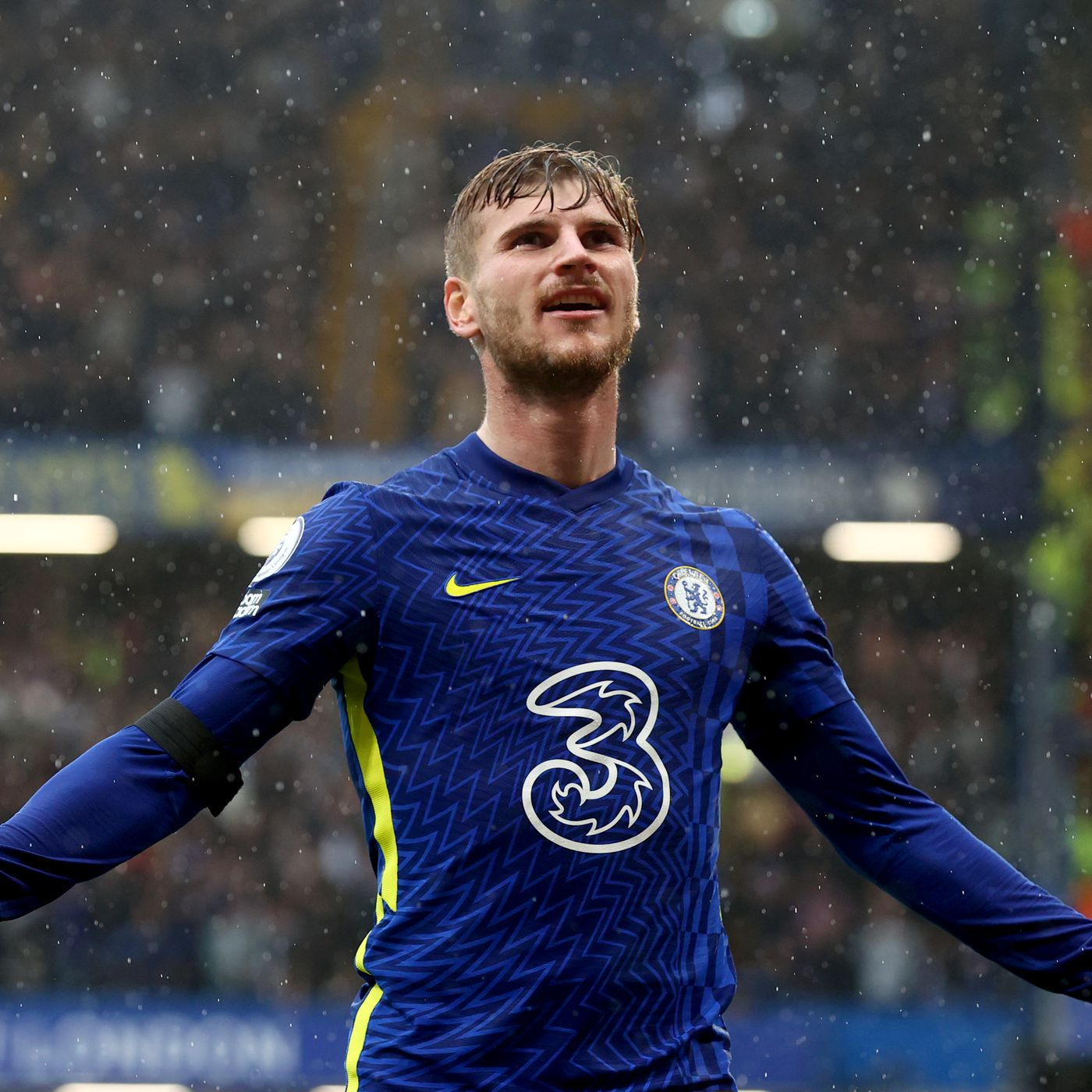 Timo Werner of Chelsea: If I didn't ignore the critics, I wouldn't be able to play.