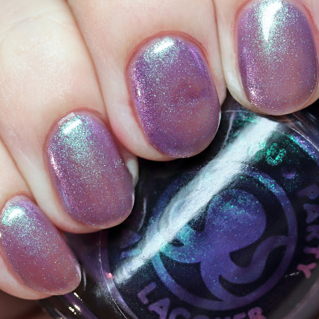 Octopus Party Nail Lacquer Microdose