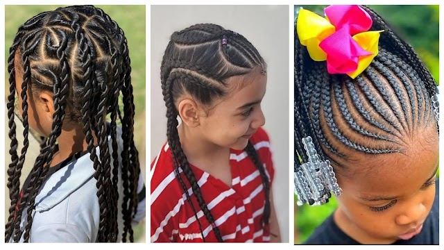 Best Braided Hairstyles for Little Girls (2022).