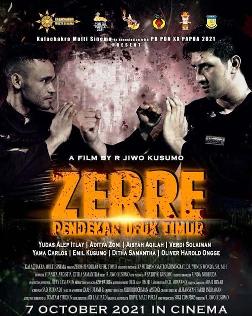 Nama Pemain Zerre Pendekar Ufuk Timur Film 2021