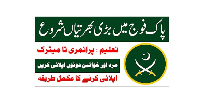 Today Jobs – Pak Army Central Ordnance Depot Jobs 2021
