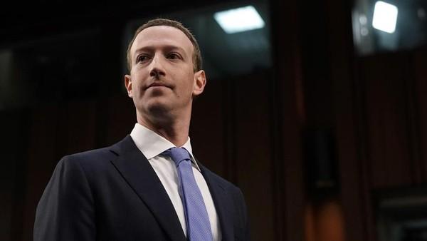 Harta Mark Zuckerberg Anjlok Nyaris Rp 100 T Buntut Facebook cs Tumbang