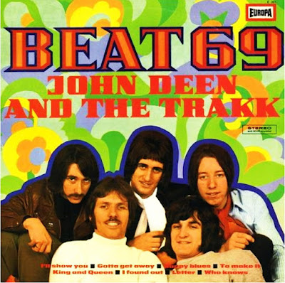 John Deen And The Trakk - 1969 - Beat 69 @320. With Covers.