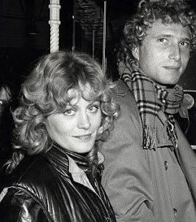 Don Lorenzo Salviati with his ex-wife Beverly D'Angelo