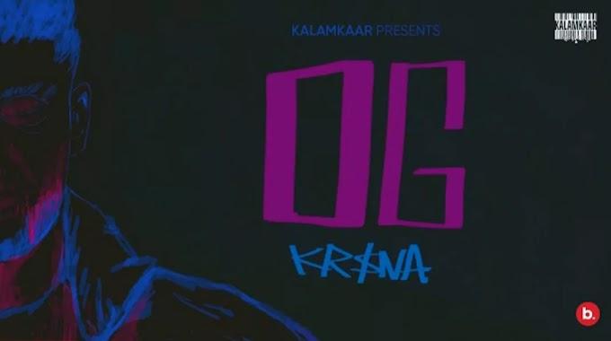 KR$NA - OG Lyrics