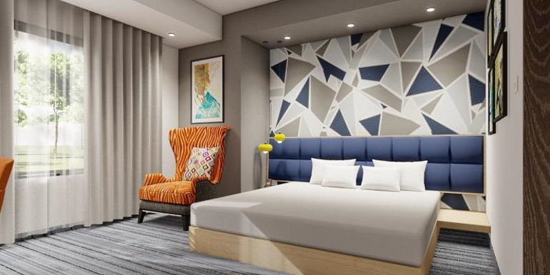 Holiday Inn Express & Suites Jaipur is sheduled to open in Q1 2023