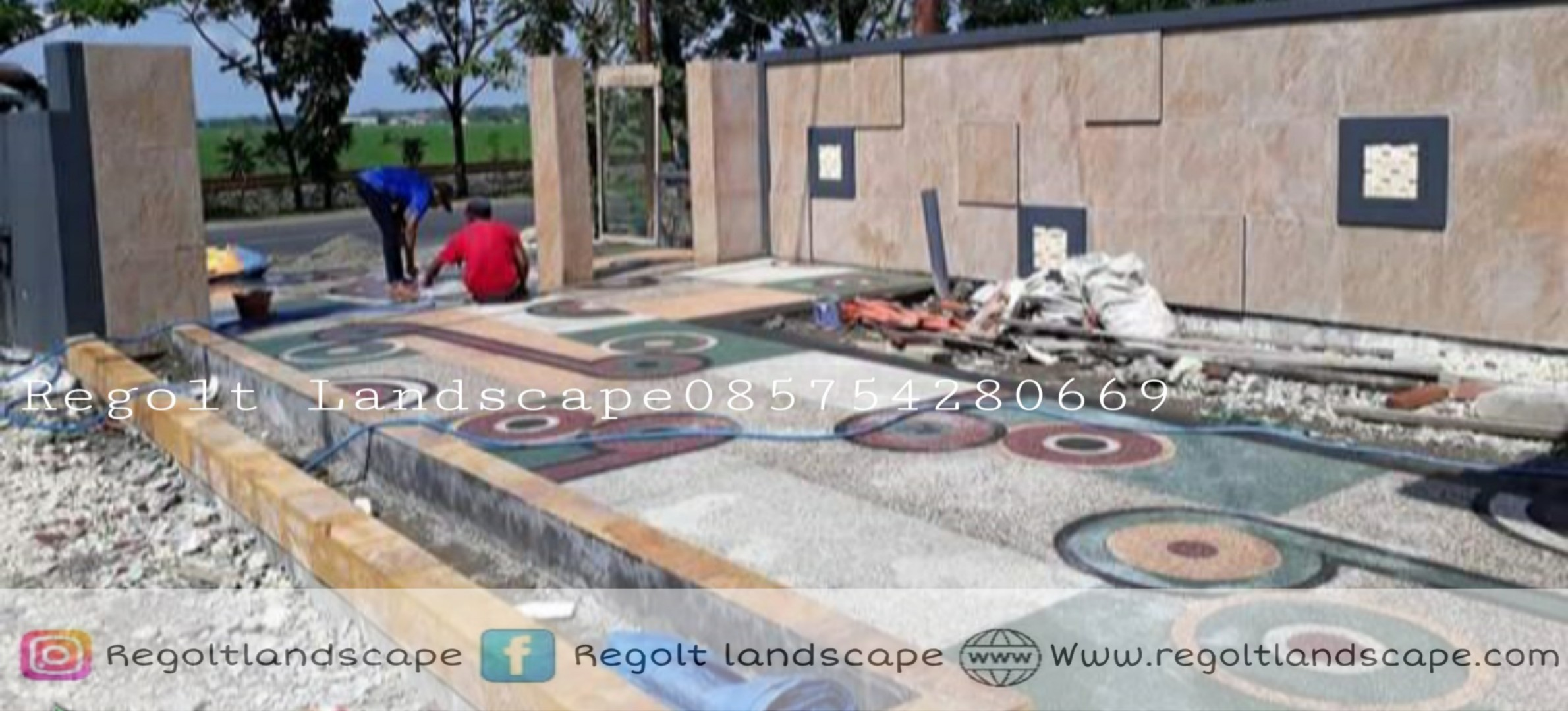 Jasa Pembuatan Batu Sikat Motif Karpet Di Jakarta