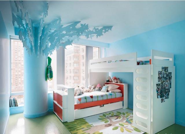bedroom designs for kids-children