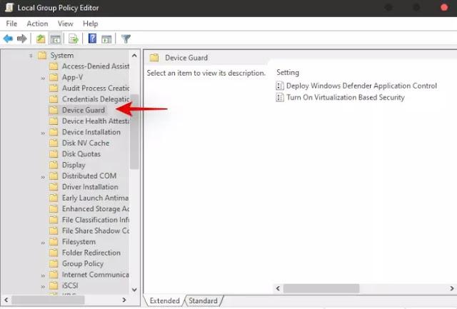 Cara Menonaktifkan VBS di Windows 11-6