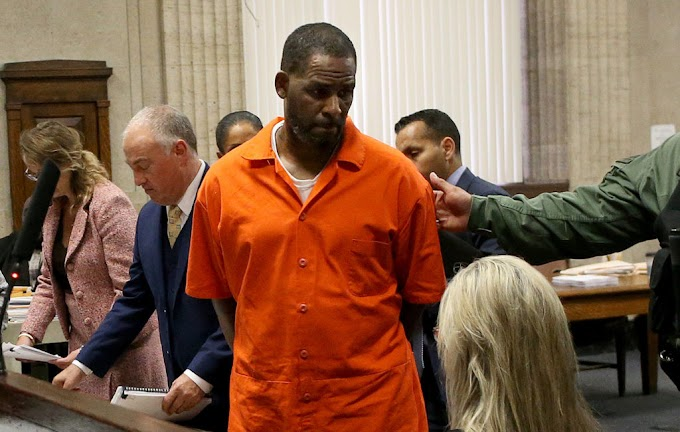 YouTube removes R. Kelly's channels after sex crime conviction