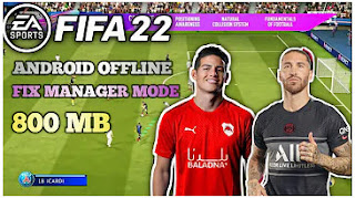 Downlod FIFA 14 MOD FIFA 22 Android Offline Fixed Manager Mode & Best Graphics