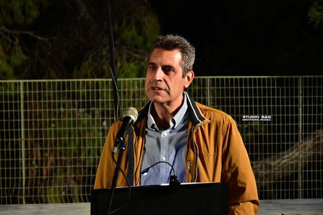 Γιώργος Χατζόπουλος: Θα συνεχίσω δίνοντας τον καλύτερό μου εαυτό