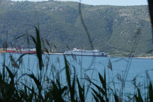 """Θεσπρωτία: Το """"πράσινο"""" λιμάνι Ηγουμενίτσας"""
