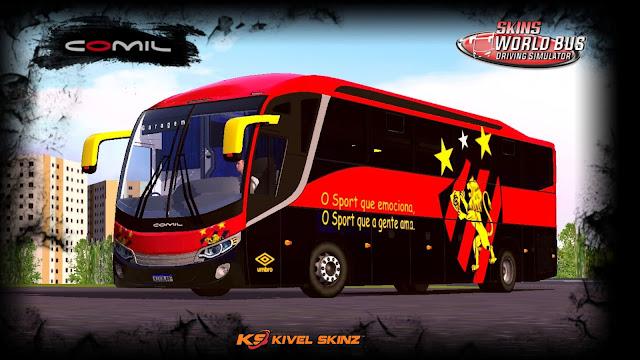 COMIL 1200 4X2 - SPORT CLUB DO RECIFE