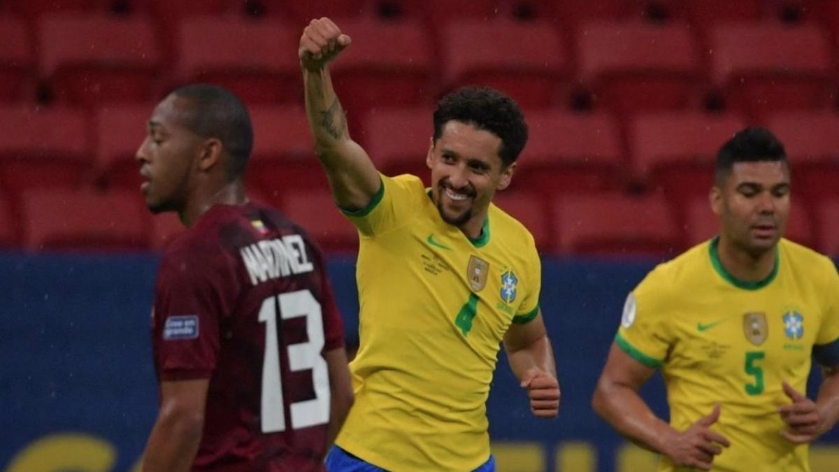 تعرف على موعد مباراة فنزويلا ضد البرازيل والقنوات الناقلة لها