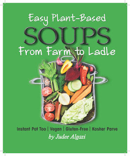 Easy Plant-Based Soups Cookbook Cover