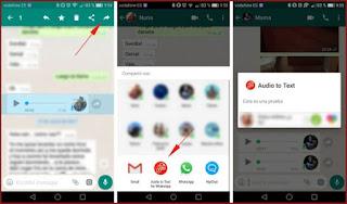 أفضل 3 تطبيقات لتحويل الرسائل الصوتية إلى نص في الواتساب