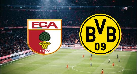 بروسيا دورتموند يستضيف أجسبورج على إدونا بارك ضمن الدوري الألماني