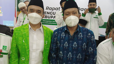 Khaerurrizal Sebut, Duet Rumaksi-Djamaludin di Pilkada 2024 Sudah Klir