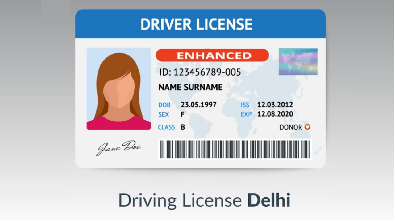 How to Apply for driving license in Delhi through online process