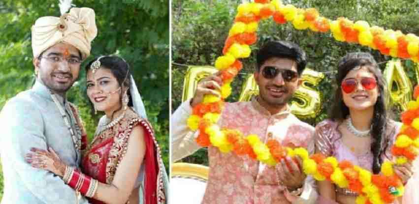 IAS Prashant Nagar Married Without Dowry