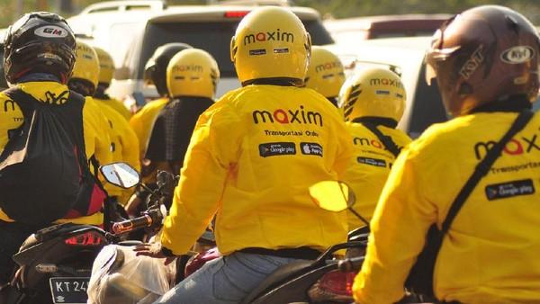 Viral! Penumpang Maxim Diancam Dibunuh Driver Online