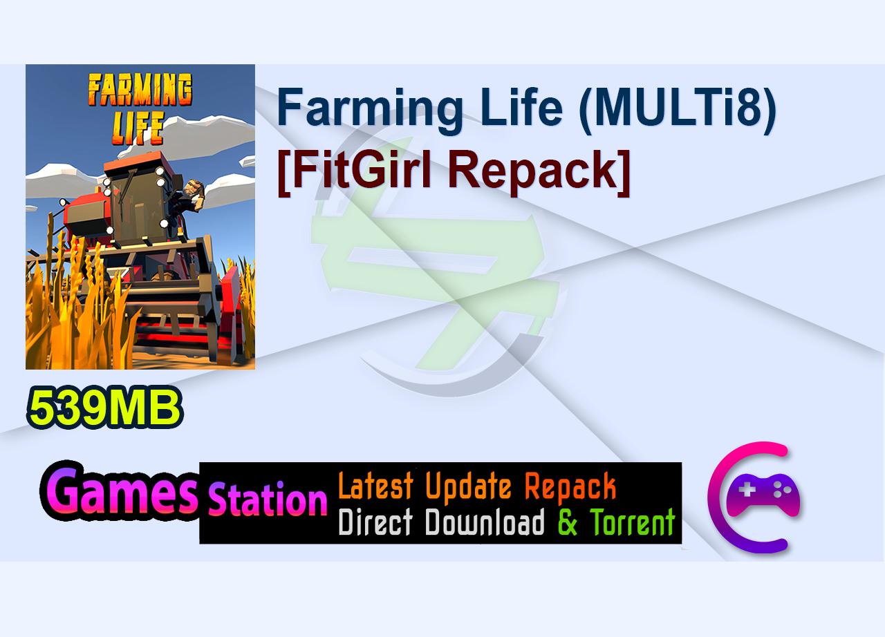 Farming Life (MULTi8) [FitGirl Repack]