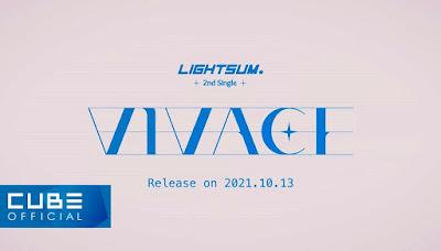 LIGHTSUM VIVACE Lyrics With English Translation
