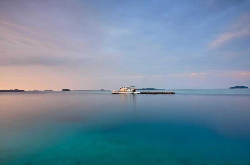 Pulau di Kepulauan Seribu Jakarta