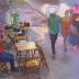 Video: trio faz arrastão em unidade da Ilha Gelada, em Manaus; veja vídeo
