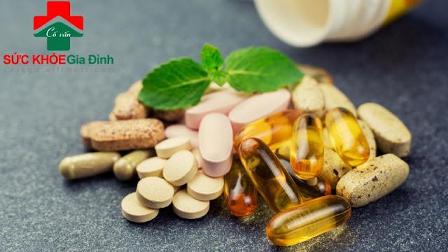 Vitamin và khoáng chất hỗ trợ điều trị COVID-19