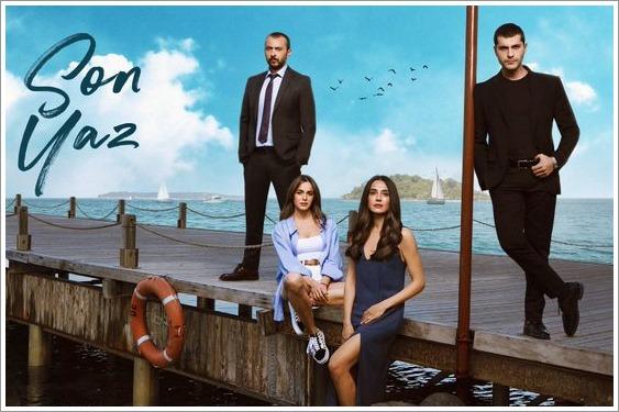 Drama Turki   Son Yaz - Last Summer (2021)