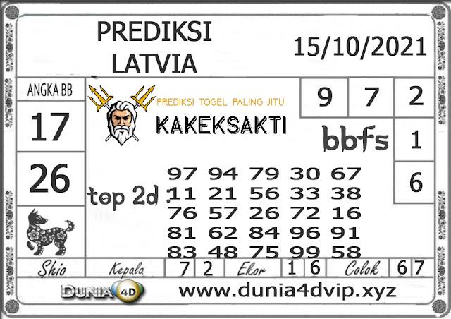 Prediksi Togel LATVIA DUNIA4D 15 OKTOBER 2021