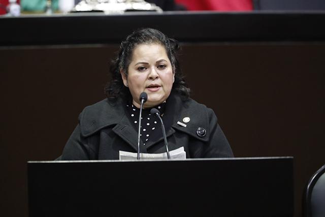 Iniciativa presidencial en materia energética fortalecerá la CFE y reducirá la tarifa eléctrica: Evangelina Moreno