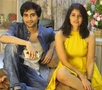 हर्षद चोपड़ा अपनी बहन के साथ