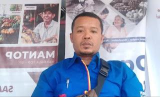 Sudah lunas: Kolektor Mandala Takalar menarik 1 unit motor tanpa surat fidusia