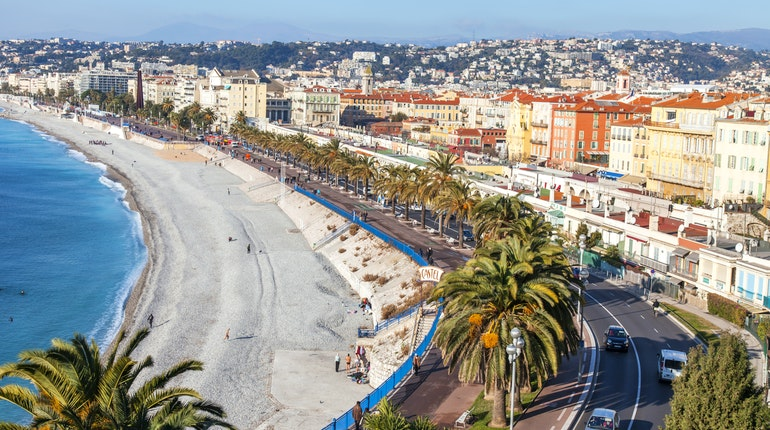Nice France What to See
