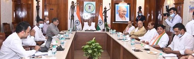 गांधीवादी विचारधारा से युवाओं को जोड़ने की पहल की जाएगी: मुख्यमंत्री श्री भूपेश बघेल