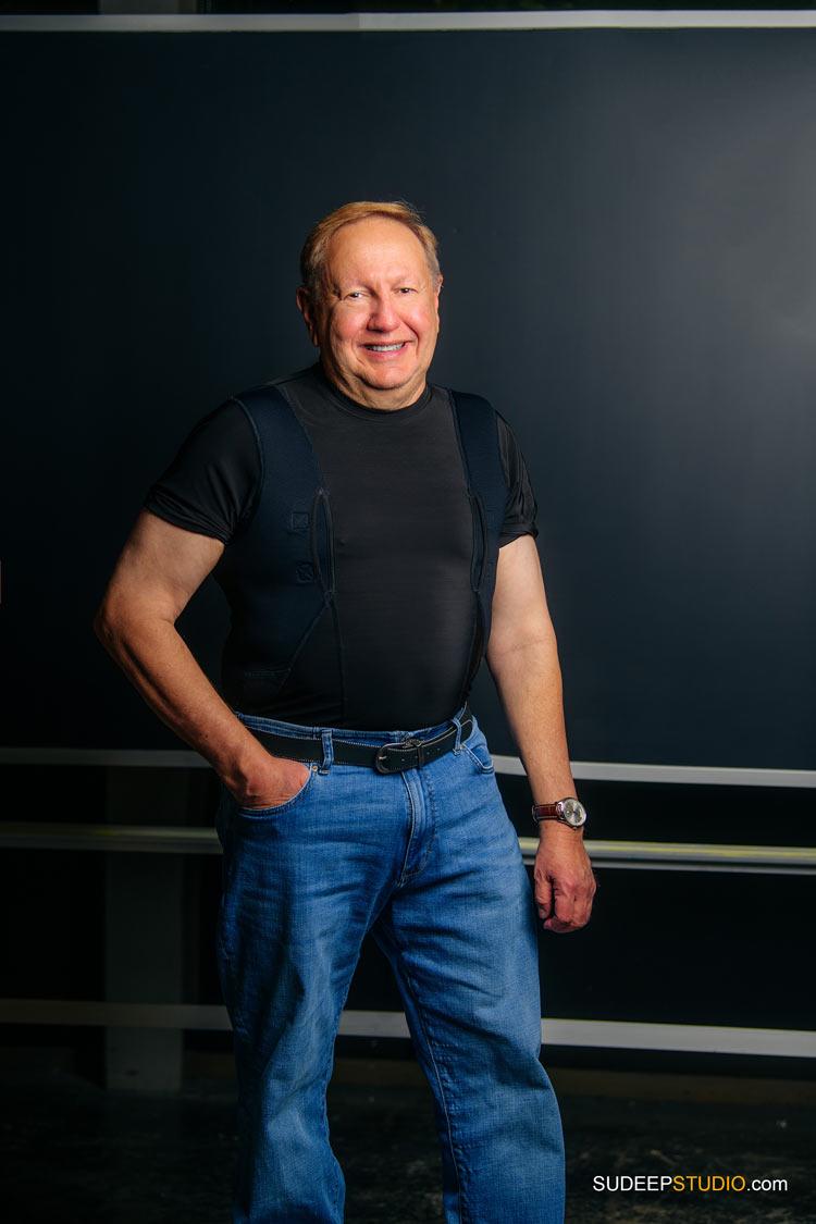 Professional Portraits for Older Men Online Dating by Ann Arbor Portrait Photographer